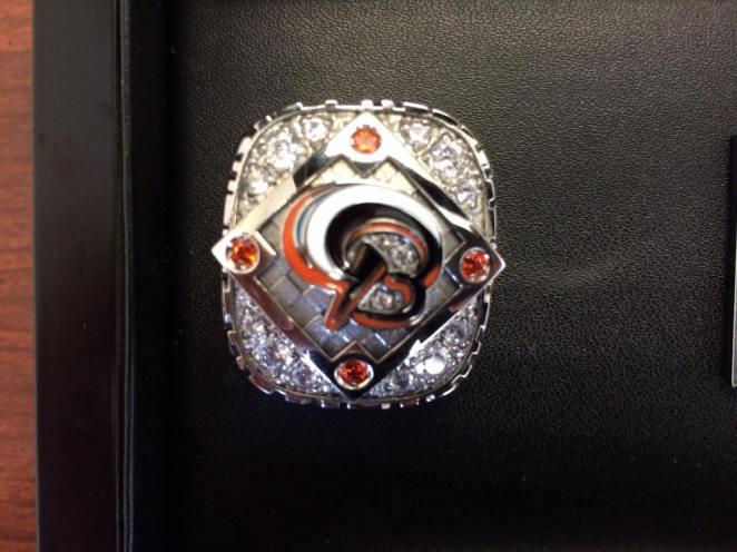baysox championship ring
