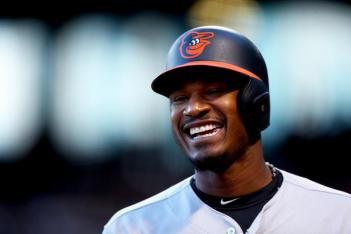 adam jones smiley