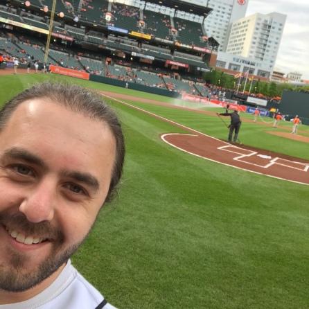 camden selfie